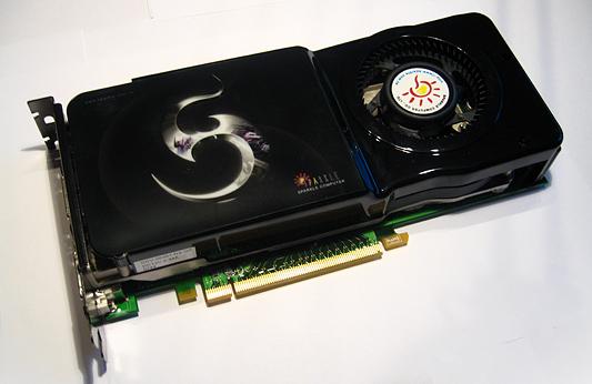 Sparkle GeForce 8800 GTS 512