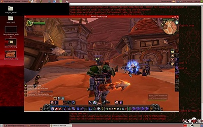 World of Warcraft in Ubuntu 7.10