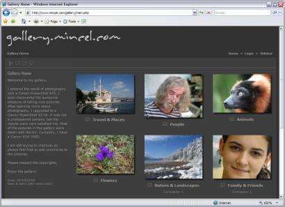 Gallery screenshot (410 pix)