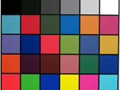 Canon A560 Kleurkaart (thumbnail)
