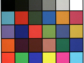 Fujifilm A920 Kleurkaartfoto (thumbnail)