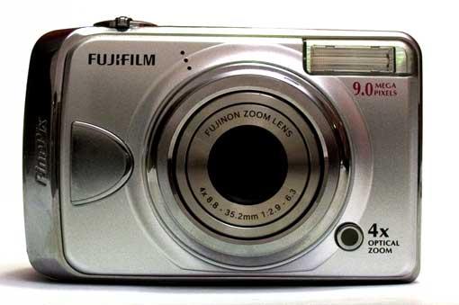 FujiFilm A920 Voorkant