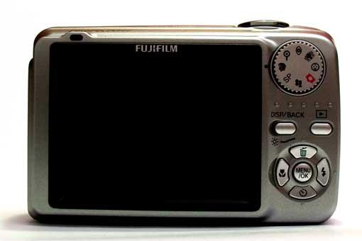 FujiFilm A920 Achterkant