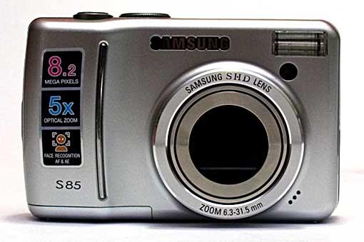 Samsung S85 Voorkant