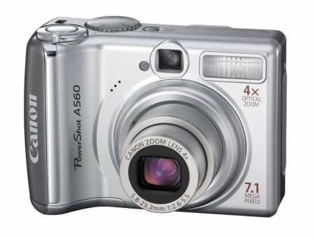 Canon A560