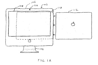 Imac docking station patent