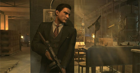 Mafia 2 - screenshot