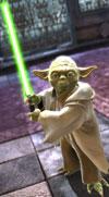 Yoda in Soul Calibur IV voor Xbox 360 verschijnen zal!