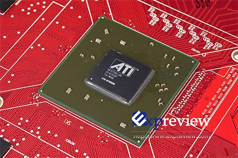 ATI Radeon HD 3670-core / RV635