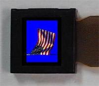 Kopin microdisplay 0,44\