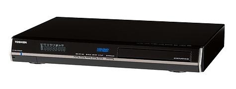 Toshiba HD-A3 hd-dvd-speler