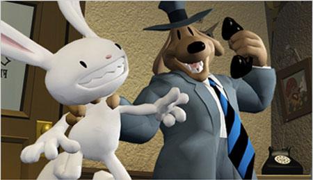 Sam & Max komen naar de Wii
