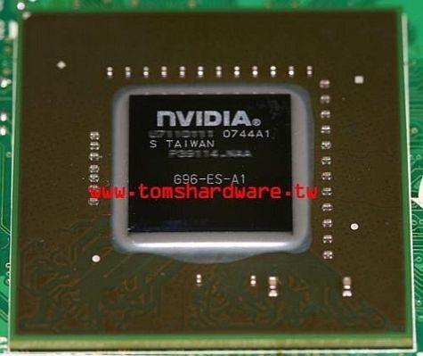 Nvidia Geforce 9500gt.