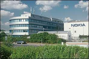Nokia-fabriek, Bochum