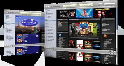 Apple iTunes Movie Rentals