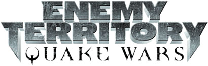 Enemy Territory: Quake Wars logo (410 pix)