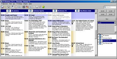 TV-Browser 2.6.3 - klein