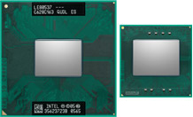 Intel Core 2 Duo - reguliere en Macbook Air-packaging