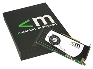 Mushkin 8800GT Overclocked Edition