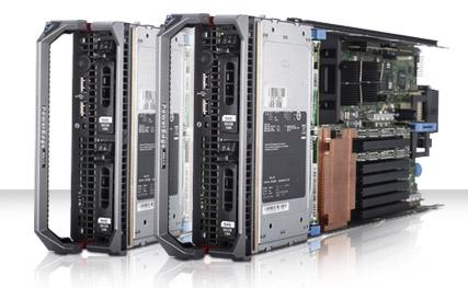 Dell bladeserver M600