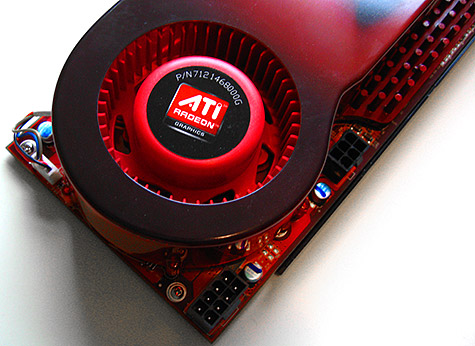 Radeon HD 3870 X2 close-up