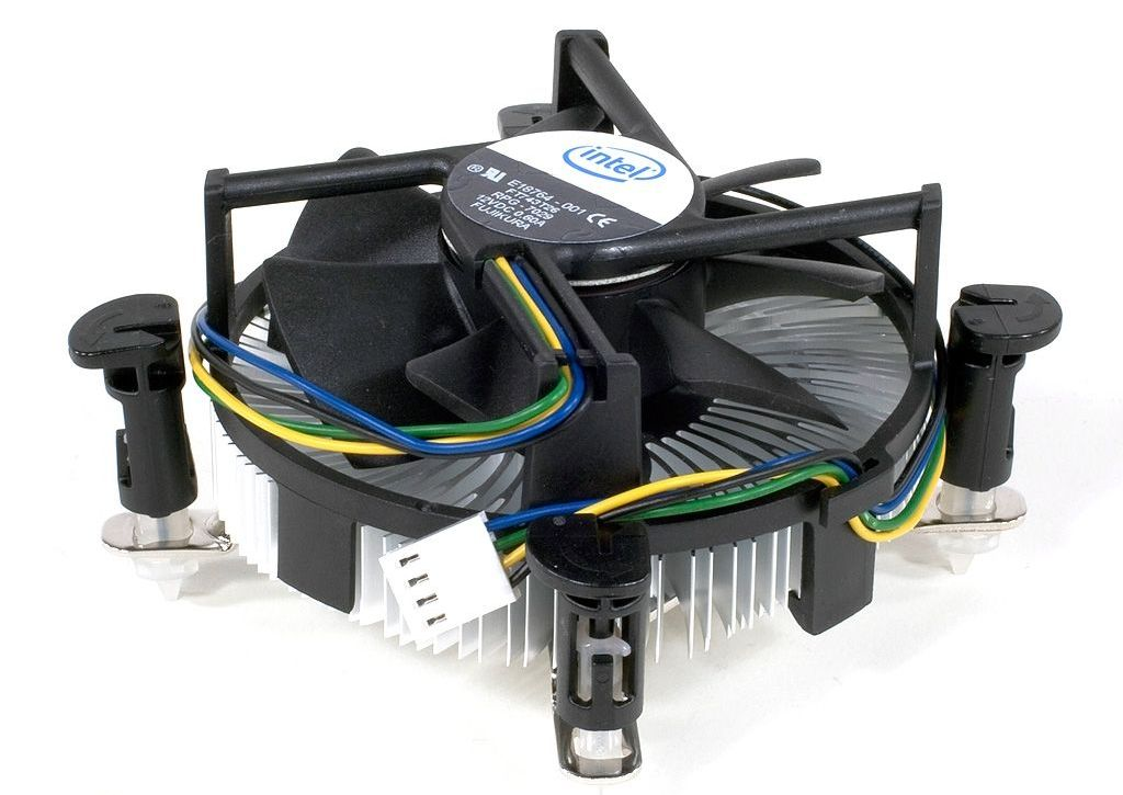 Intel koeler