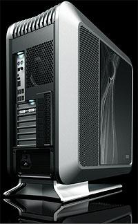 Achterzijde van HP Blackbird