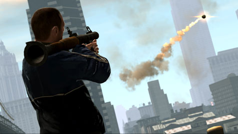 Grand Theft Auto IV - screenshot