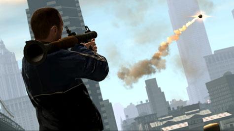Grand Theft Auto IV - screenshot
