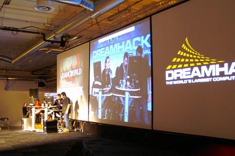 E-sports op DreamHack 2007