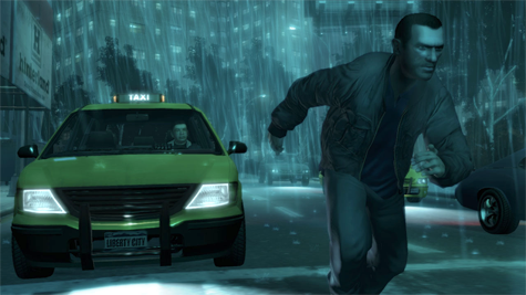 GTA IV - screenshot