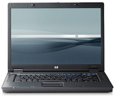HP Compaq 6720t thin client laptop
