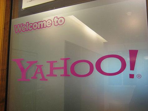 Yahoo deur