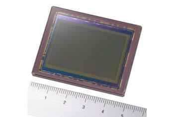 Sony 25 megapixel cmos-sensor