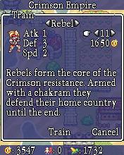 Armada: Kingdoms - train