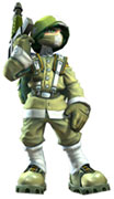 Battalion Wars - render