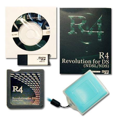 R4 DS pakket