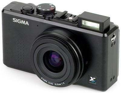 Sigma DP1 voorkant