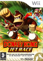 Donkey Kong: Jet Race - boxart