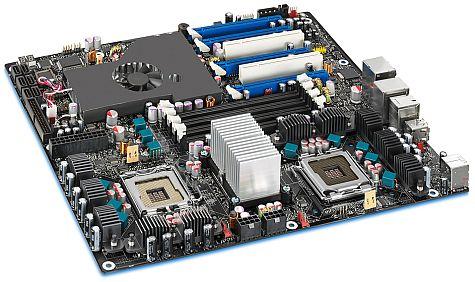 Intel Skulltrail angle clean