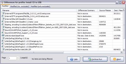 SyncBack screenshot (410 pix)