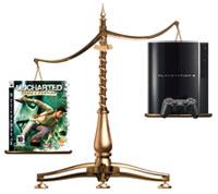 Uncharted en PS3 op de weegschaal