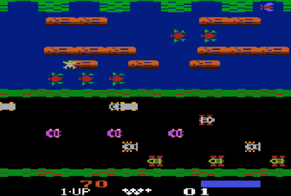 Frogger (official version)