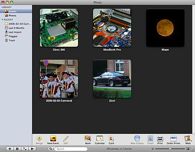 Apple iPhoto 7.1.2