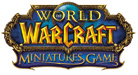 Logo World of Warcraft Miniatures Game