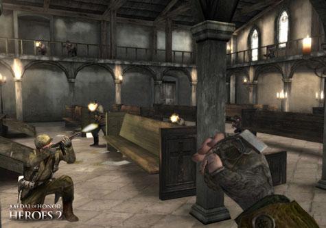 Medal of Honor Heroes 2 - screenshot