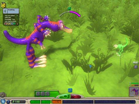 Spore - Creature Phase