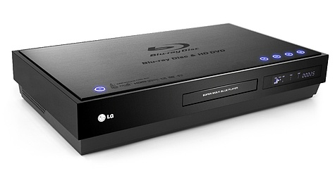 LG BH100 blu-ray/hd-dvd-speler