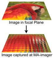 Multi-aperture beeldsensor 3 Standford University