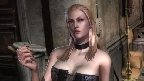 Devil May Cry 4 - screenshot